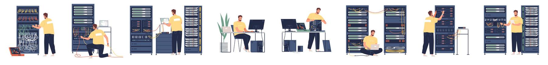 خدمات کامپیوتر در محل