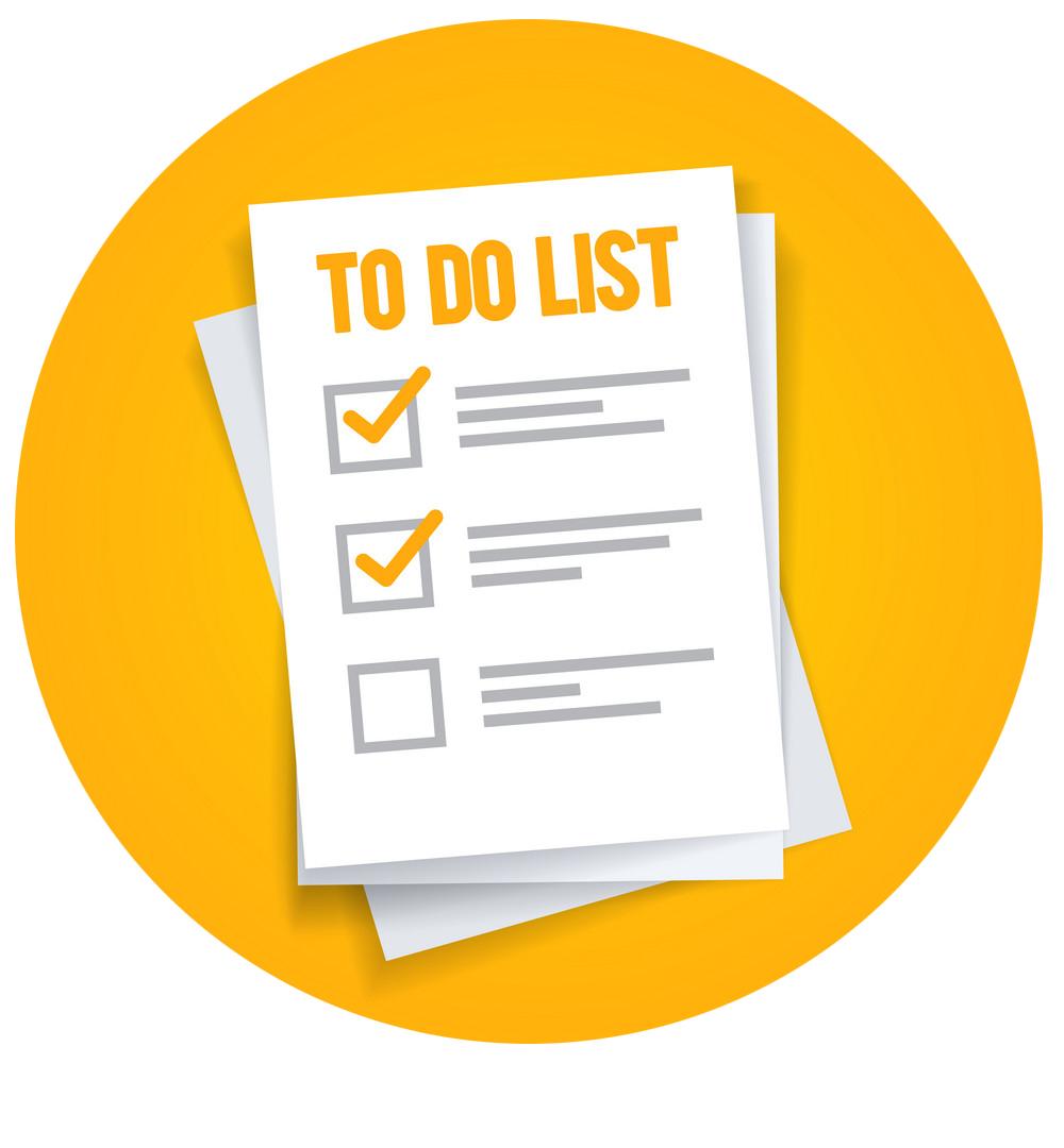 چک لیست خدمات پسیو شبکه
