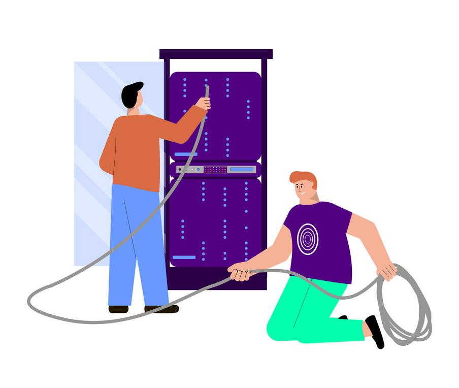 کارشناسان خدمات پسیو شبکه