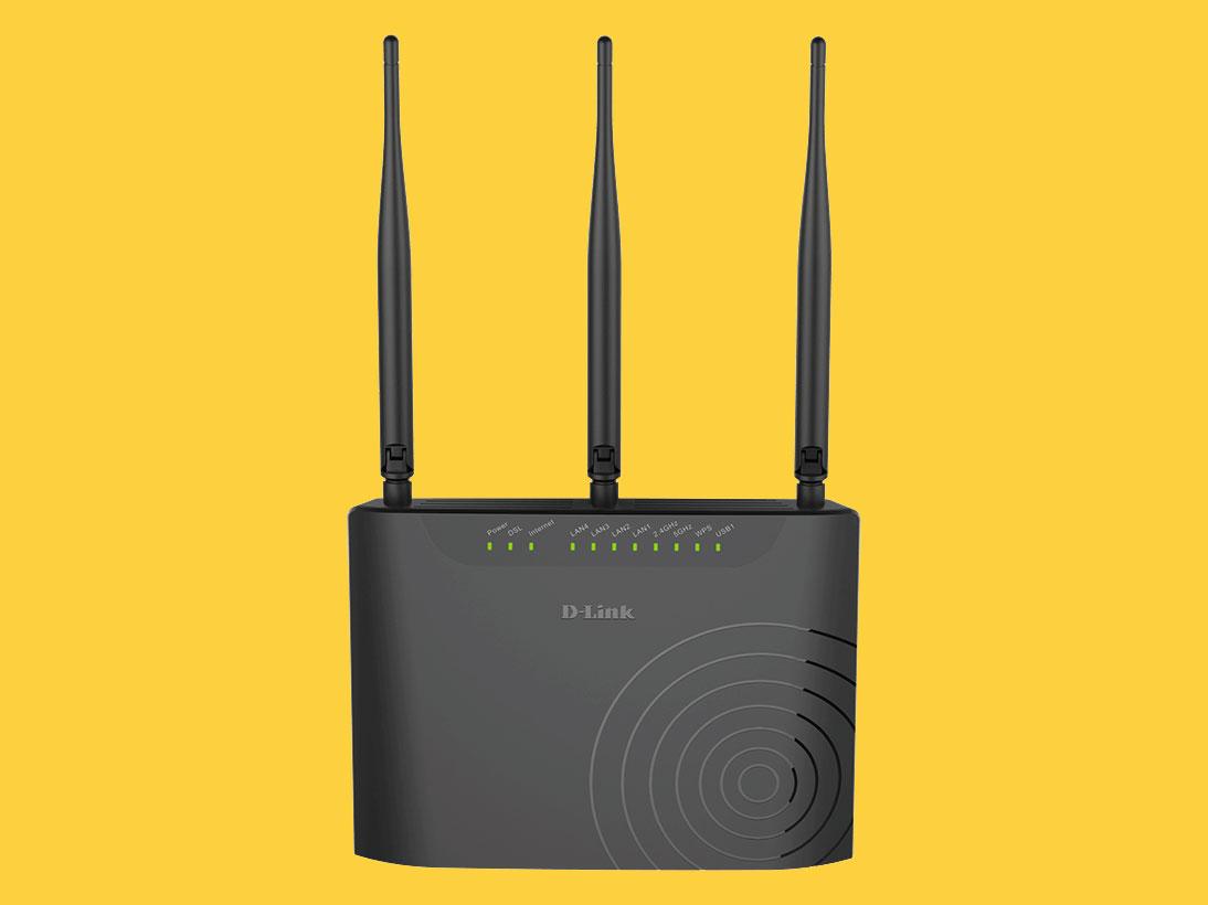 مودم ADSL و VDSL